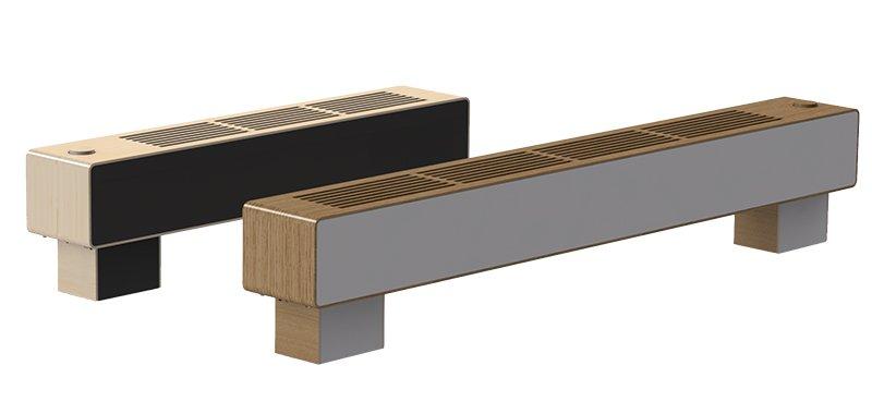 Конвекторы с оригинальным дизайном MINIB SD