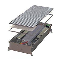 Конвекторы с вентилятором MINIB MT 2N