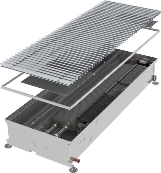 Конвекторы с вентилятором MINIB COIL-KO2