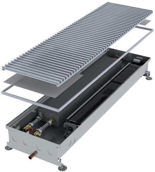 Конвекторы с вентилятором MINIB COIL-KO