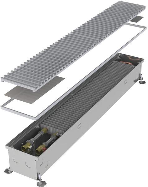 Конвекторы с вентилятором MINIB COIL-KT1