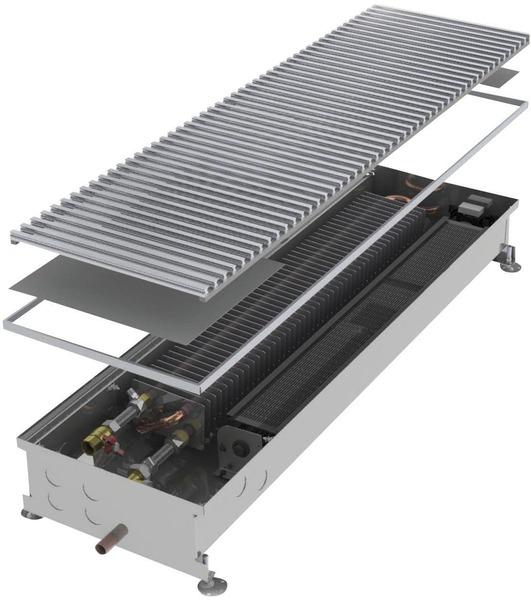Конвекторы с вентилятором MINIB COIL-MO