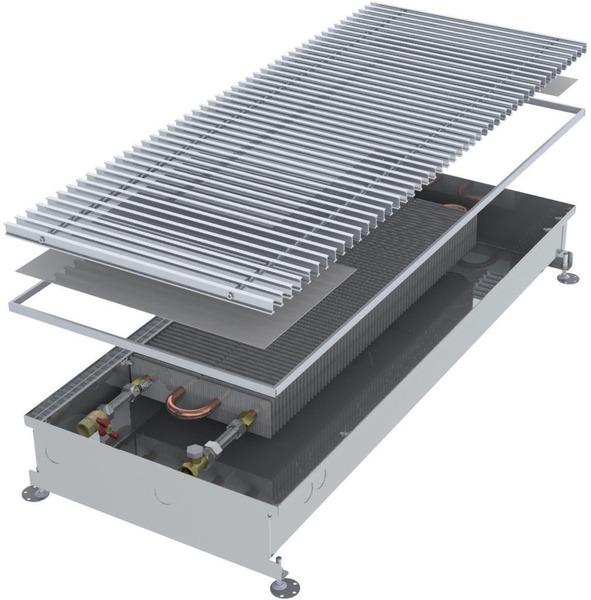 Конвекторы без вентилятора MINIB COIL-PMW125