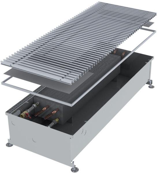 Конвекторы без вентилятора MINIB COIL-PMW205