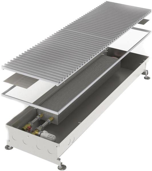 Конвекторы без вентилятора MINIB COIL-PT