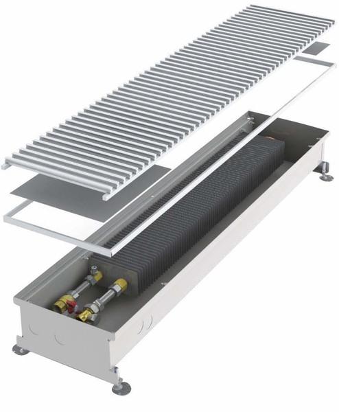 Конвекторы без вентилятора MINIB COIL-P