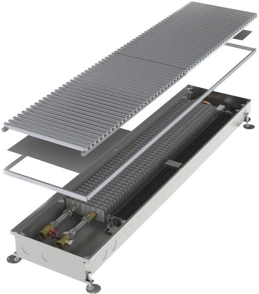 Конвекторы с вентилятором MINIB COIL-T80