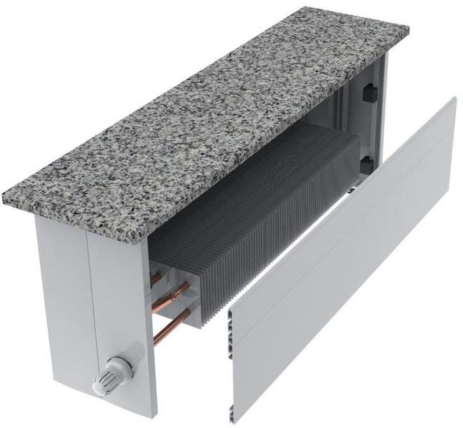 Специальные конвекторы MINIB COIL-LP