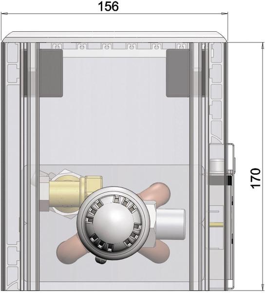Конвекторы без вентилятора MINIB COIL-NP1/4