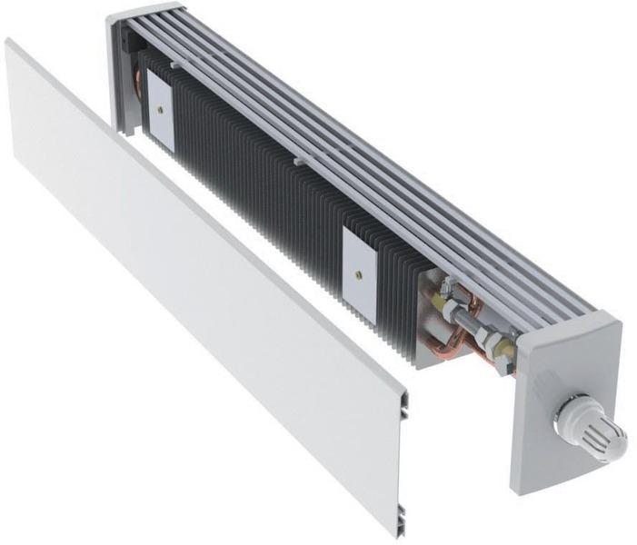 Конвекторы без вентилятора MINIB COIL-NU1