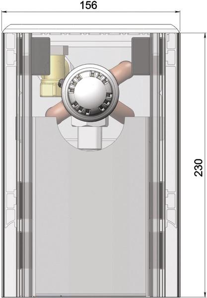 Конвекторы с вентилятором MINIB COIL-SK1