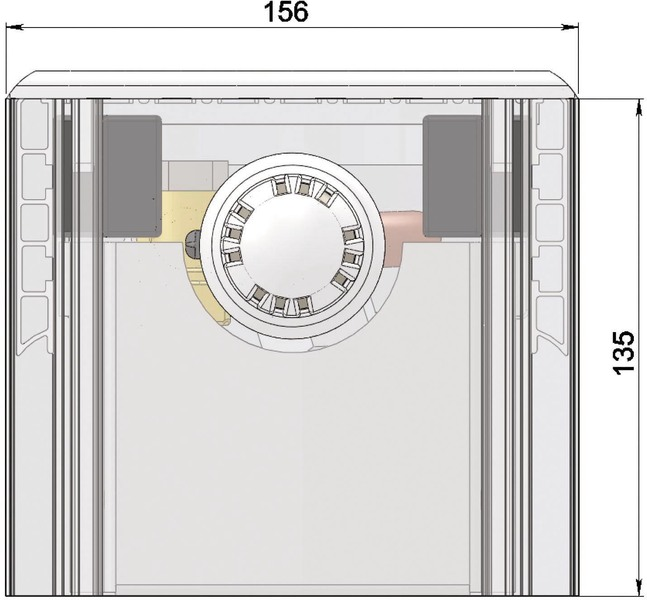 Конвекторы без вентилятора MINIB COIL-SP0
