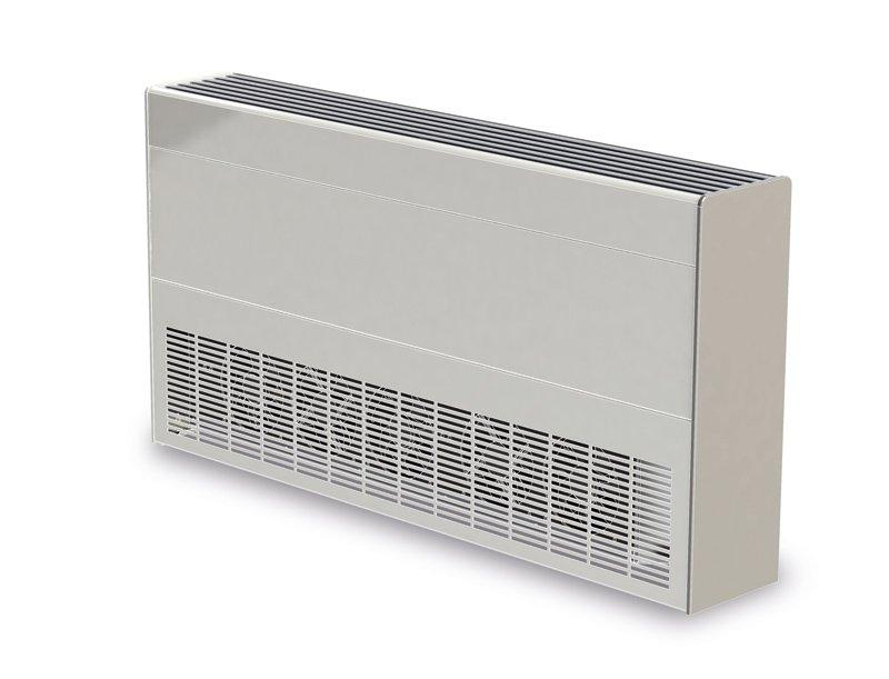 Конвекторы с вентилятором MINIB NCA