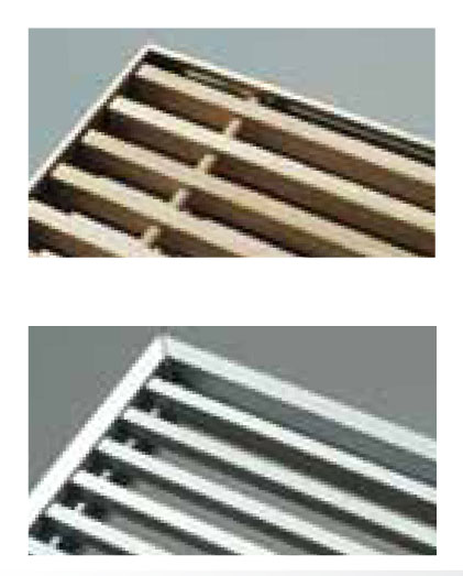 Решетки для конвектора MINIB Декоративная решетка стандартная